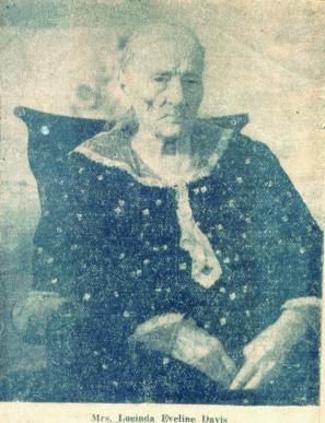 Lucinda Evaline Hawk Davis