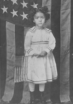 Rozellah age 4