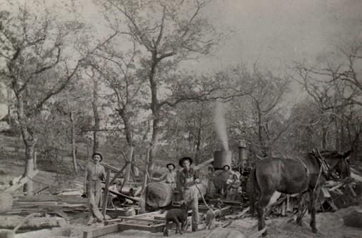 Tennessee sawmill